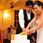 Stephen and Maria - wedding reception