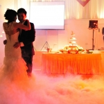 Ruby and Phung - wedding reception