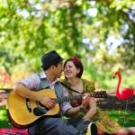 Ying and Jeni - pre-wedding shoot Carlton Gardens