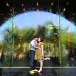 Ying and Jeni - pre-wedding shoot NGV